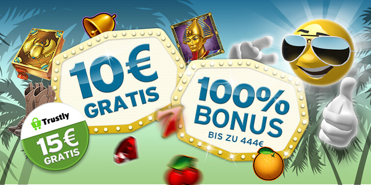 Die Sunnyplayer Casino Sonderaktion