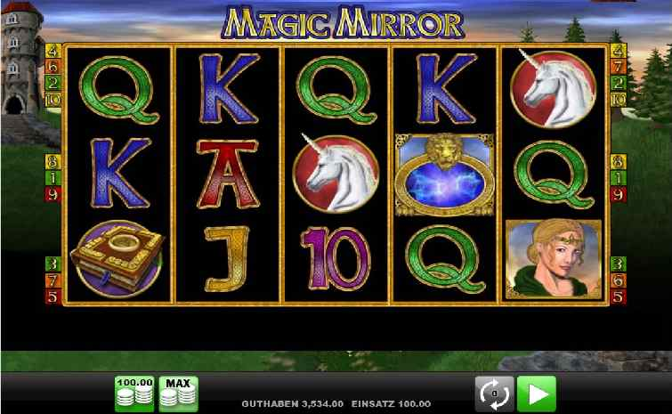 Das Magic Mirror Slotspiel