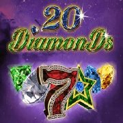 Das 20 Diamonds Logo