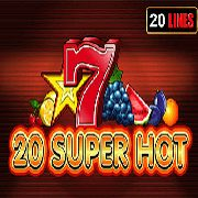 Das 20 Super Hot Logo