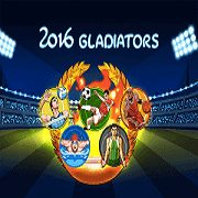 Das 2016 Gladiators Logo