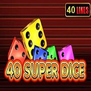Das 40 Super Dice Logo