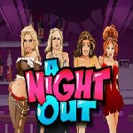 Das A Night Out Logo