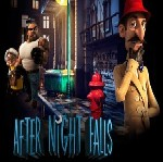 Das After Night Falls Logo