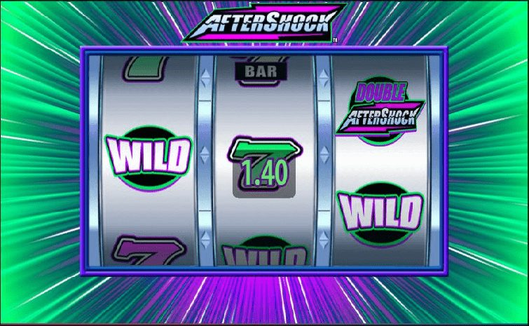 Das After Shock Frenzy Slotspiel