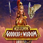 Das Age of the Gods- Goddess of Wisdom Logo