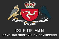 Das Isle of Man GSC Logo