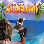 Das Aloha Party Logo