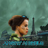 Das Angry Angels Logo